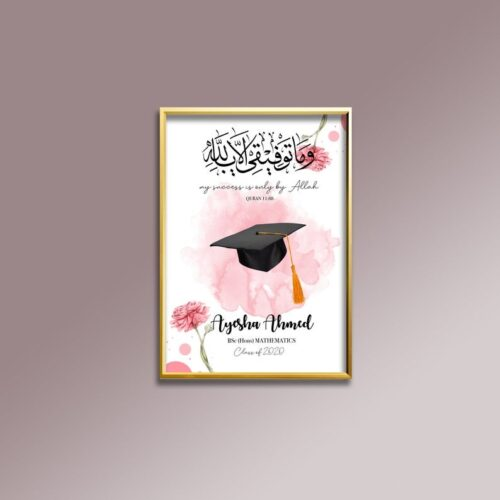 Personalised-Graduation-print