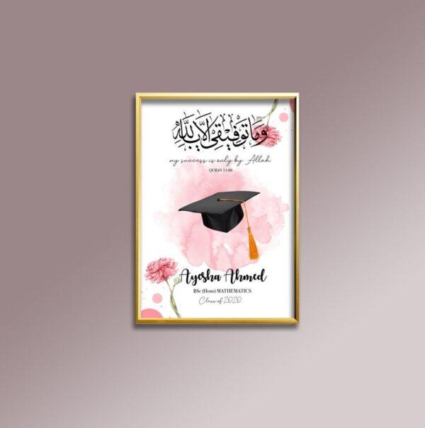 Personalised-Graduation-print